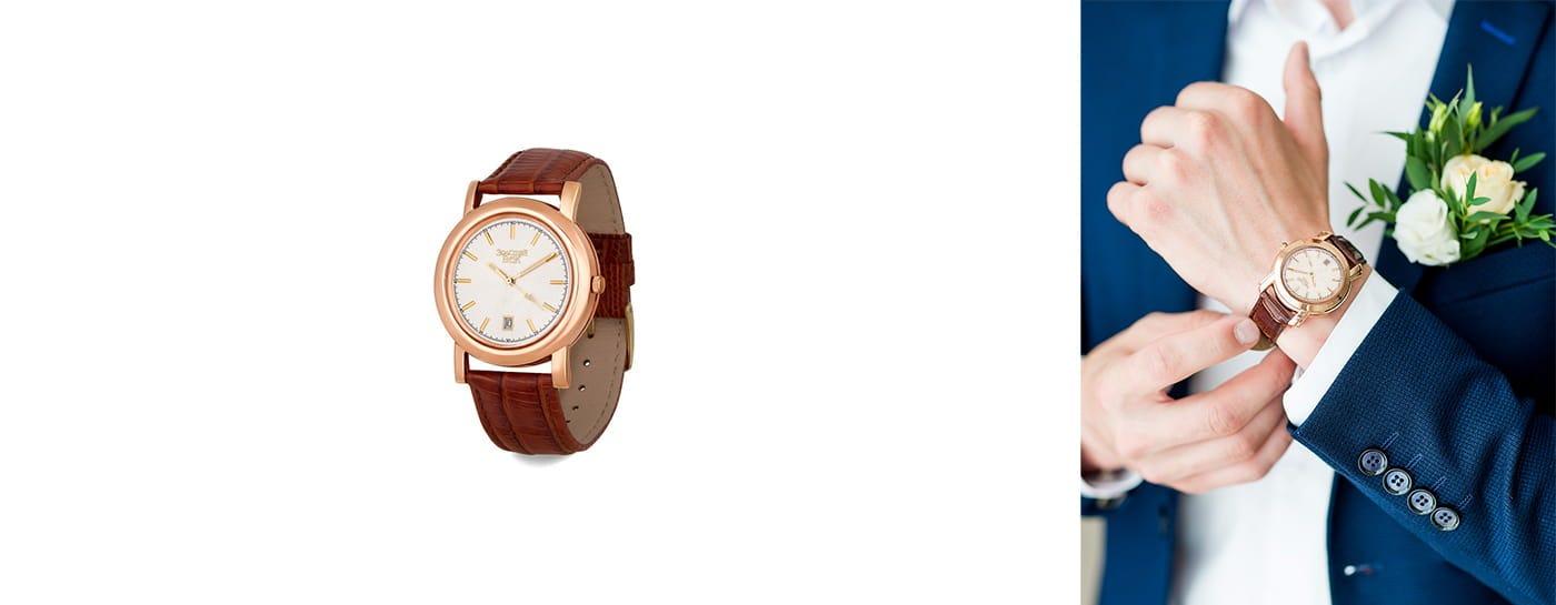 круглые мужские наручные часы цена